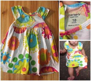 Carter's summer dress
