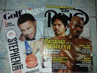 Bundle - Sports Magazines