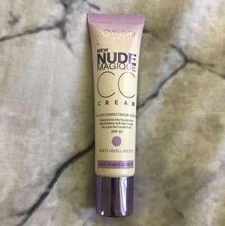 Anti dullness cc cream
