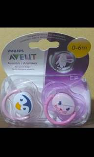 Pacifier avent