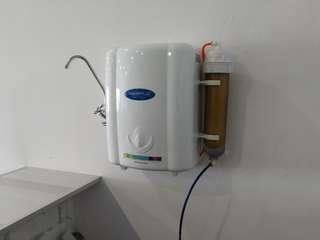 Kemflo water filter