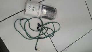 earphone / headset