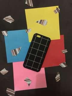 Hardcase black iphone 6/6s