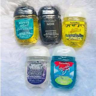 Bath & Body Works Pocketback Handsanitizer