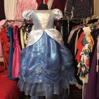 Cinderella Inspired Gown (free sf cavite-laguna,biñan and mm areas)