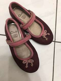 Clarks Shoes girls