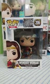 Funko POP! Wonder Woman 206 Justice League
