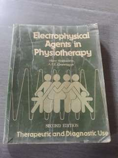 Electrophysical Agents in Physiotherapy