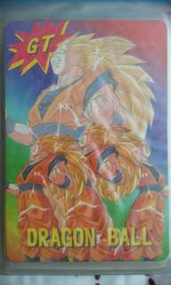 Dragon Ball Prism Cards/ Carddass