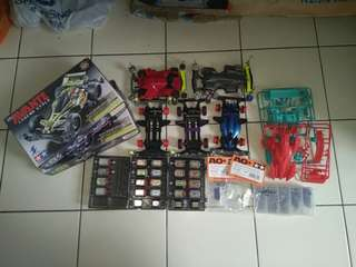Tamiya Assorted Items (Quitting sale)