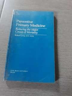 Preventive Primary Medicine