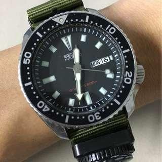 Seiko diver Watch skx173