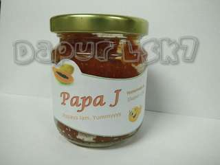 Homemade Papaya Jam