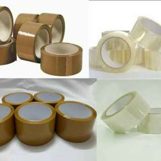 Packaging tapes (free deliver)