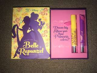 AUTHENTIC Happy Skin x Disney Moisturizing lippie set