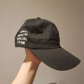 ASSC Weird Cap
