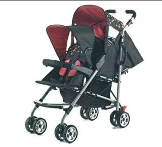 To exchangeTwin Stroller