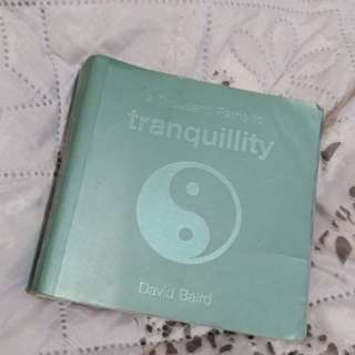 A Thousand Paths to Traquility