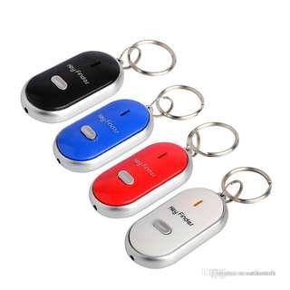 Led Light Keyfinder Whistle Sensor Wearable Technology Smart Tracker Anti Lost