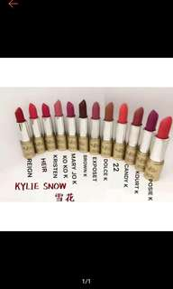Lipstick..