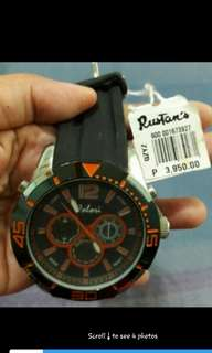 Free shipping!Colori watch with box bought in rustan's, as good as new