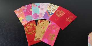 44 Different Red Packets