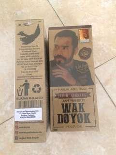 Wak Doyok Original 100% Berhologram Asli ada POM