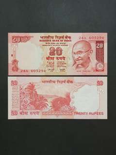 Reserve Bank of India 20 Rupees 🇮🇳 !!!