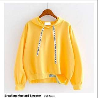 Breaking Sweater