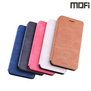 OnePlus 5T MOFI 卡特 翻蓋保護殼 翻頁皮套Flip Cover Case 0299A