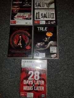 DVD bundle.