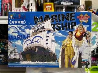 Marine Warship