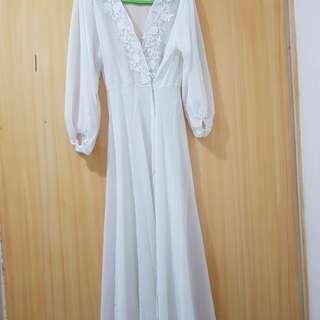 Alexa Prima Bridal Robe by La Rosa