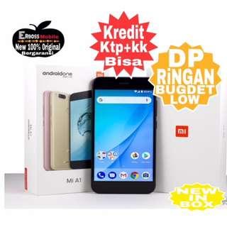 Kredit Low Dp 700 Xiaomi Mi A1 -64/4GB Resmi Ditoko Promo Ktp+kk bisa wa;081905288895