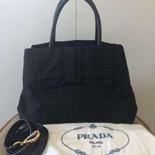 Rush Sale! PRADA 2 way bag