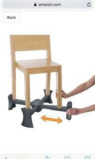 Kaboost (Dining Chair Booster)