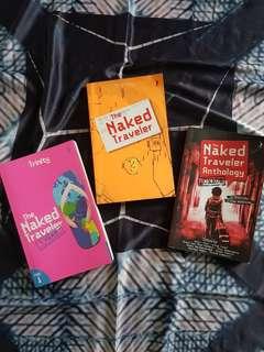 3 buku seri Naked Traveler (bundling price)