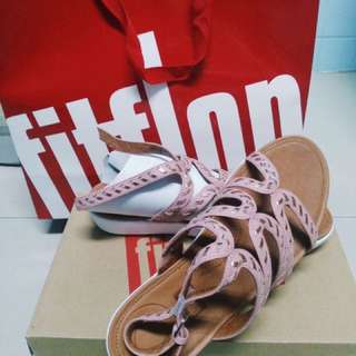 (REPRICED) Fitflop Strata Gladiator Sandals