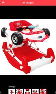 Lucky baby racer walker