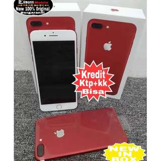 IPhone 7 Plus 128GB-Red Cash/Kredit Dp 2jtaan Promo  ditoko ktp+kk