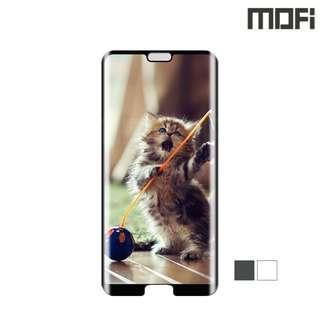 華為HUAWEI P20 Pro MOFI 3D曲面鋼化玻璃膜 全屏覆蓋3D強化玻璃貼 0281A