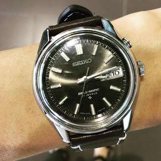 Seiko jdm bellmatic Watch vintage