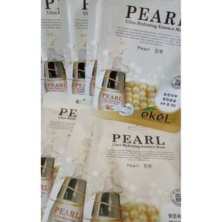EKEL SHEET MASK PEARL