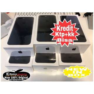 IPhone 7 Plus 128GB-Black Cash/Kredit Dp 2jt promo ditoko ktp+kk bisa wa;081905288895