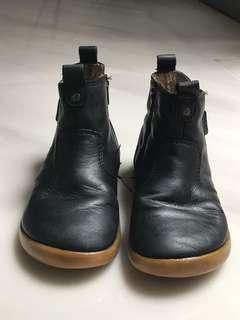 Bobux leather boots / unisex/size 26 EU