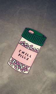 """""""Chill Pills"""" Phone Case iPhone 6s"""