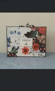 Erdem X H&M Paper Bag M Size