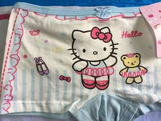 hello kitty boxers