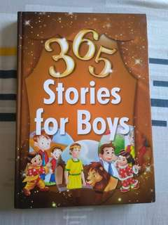 365 Stories for Boys