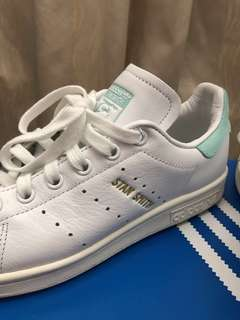 Adidas Stan Smith - mint green [UK3.5]
